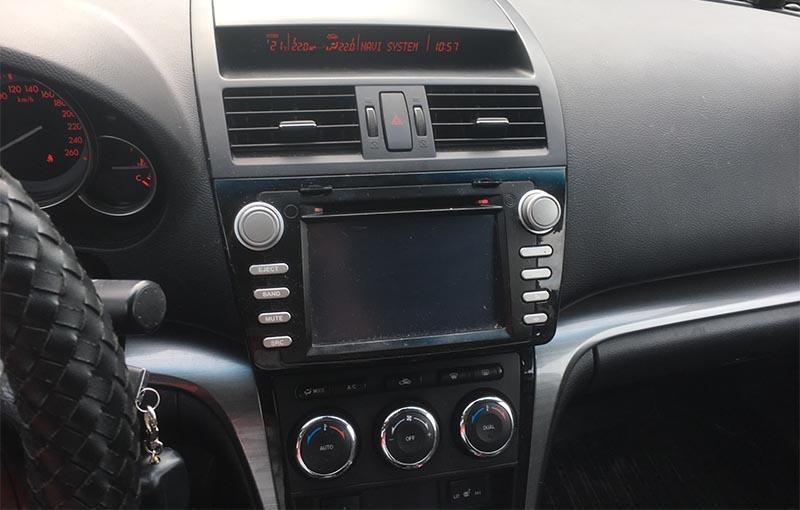 Mazda 6 Ruiyi Ultra 2008-2012 factory radio