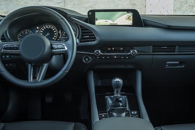 Mazda 3 2019-2021 factory radio