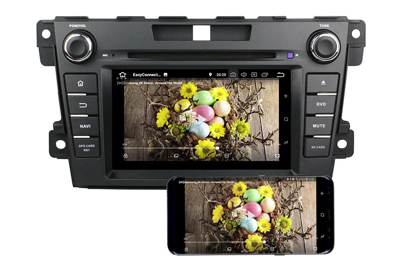 Mazda CX-7 2008-2015android mirror link