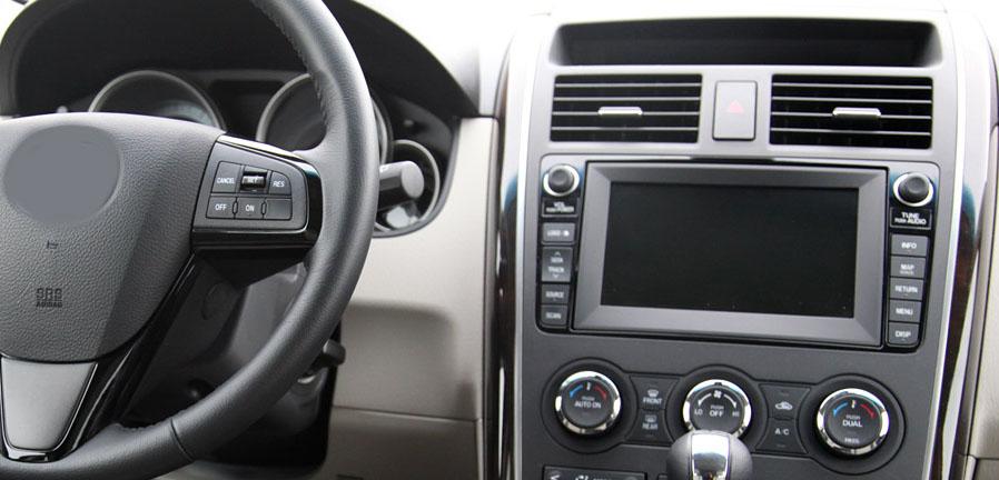 Mazda CX-9 CX9 CX-9 2007-2016 factory radio