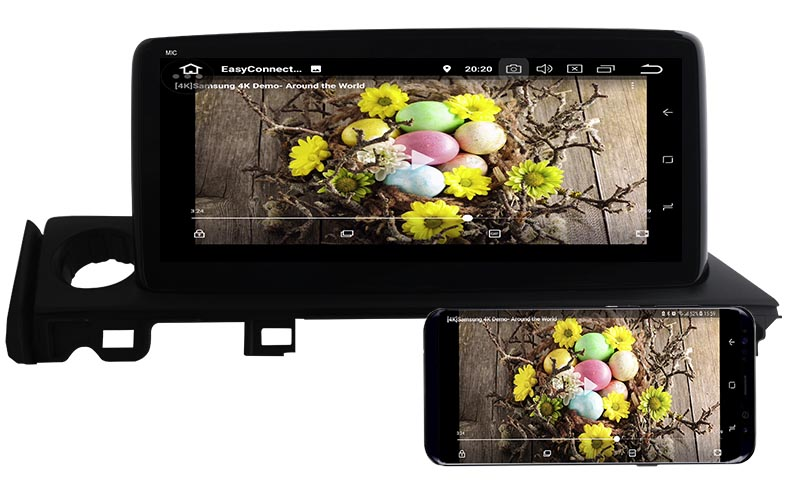 Mazda 6 2013 2014 2015 2016 2017 2018 android mirror link