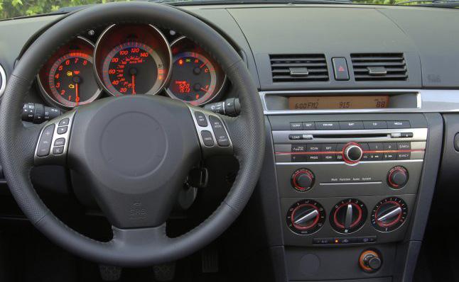 Mazda 3 2003 2004 2005 2006 2007 2008 2009 factory radio