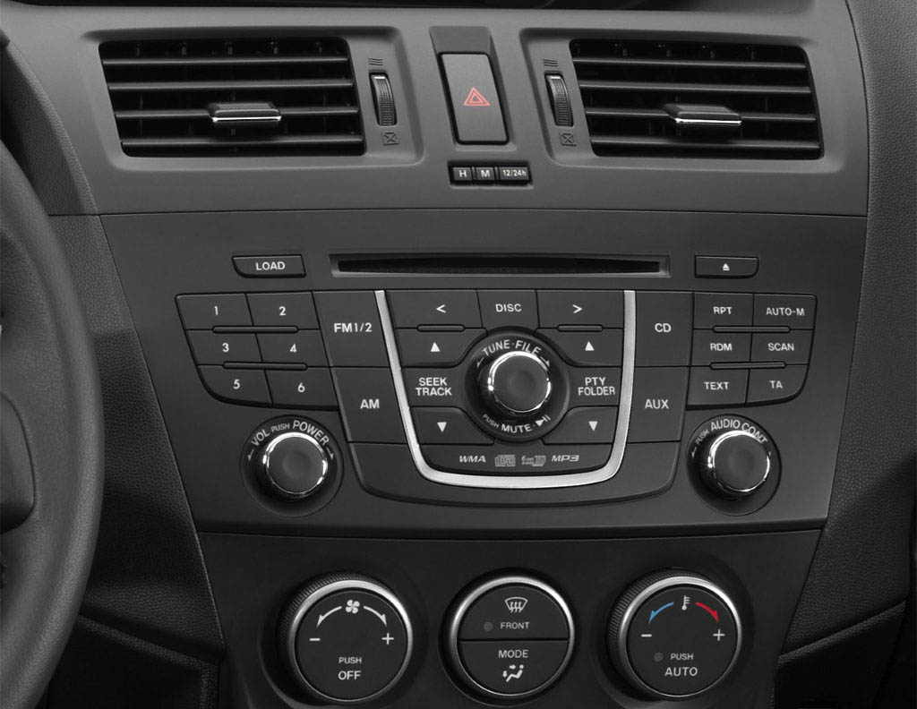 Mazda 5 Premacy 2009 2010 2011 2012 2013 factory radio