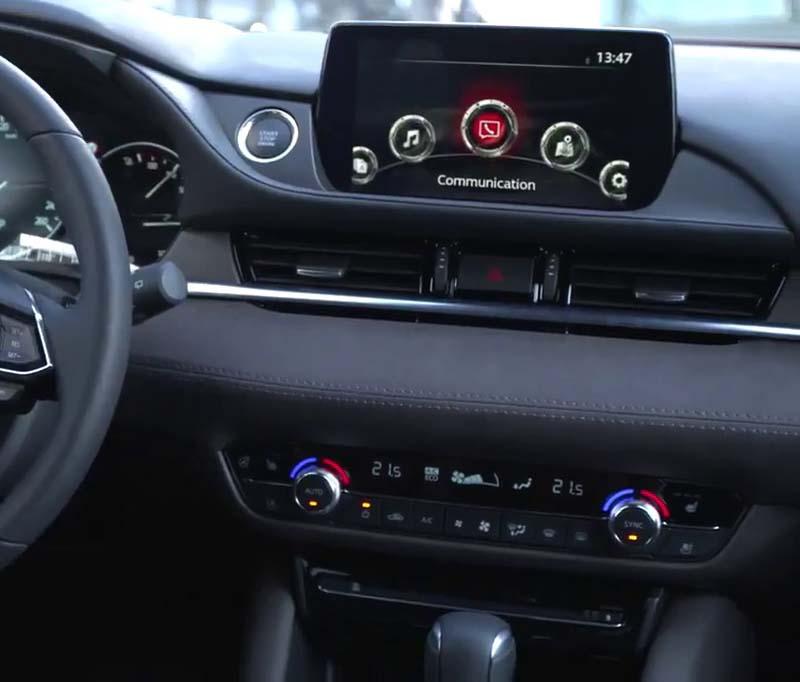 Mazda 6 atenza 2018 2019  factory radio