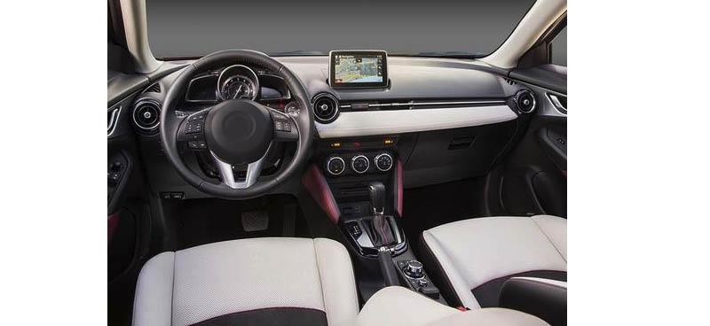 Mazda 2 CX-3 2014 2015 2016 2017 2018 2019 factory radio