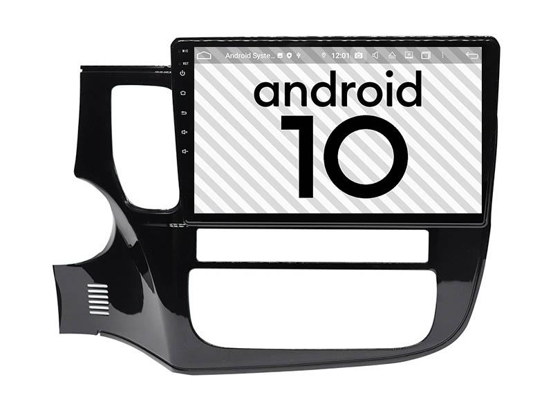Mitsubishi Outlander 2012-2019 android 10.0 autoradio