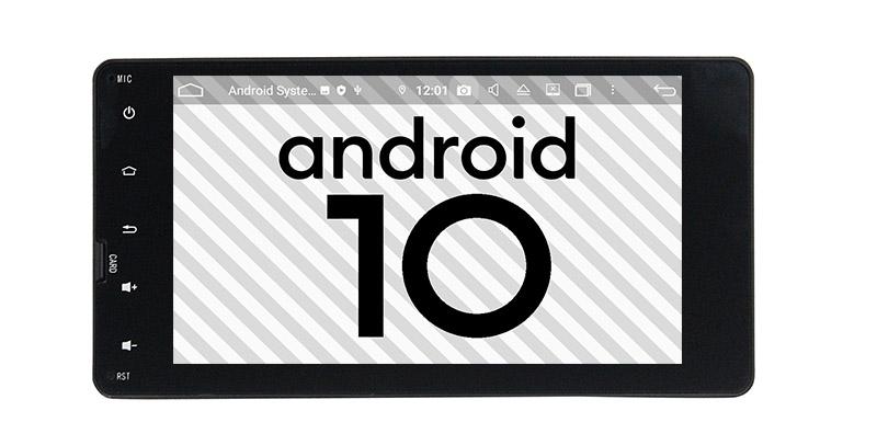 Mitsubishi Outlander 2007-2018 android 10.0 autoradio