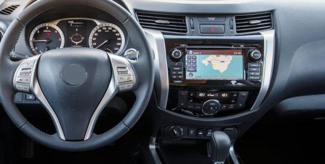 Nissan Terra Navara 2014-2019 factory radio