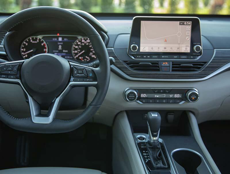 Nissan Teana Sylphy 2019 2020 factory radio