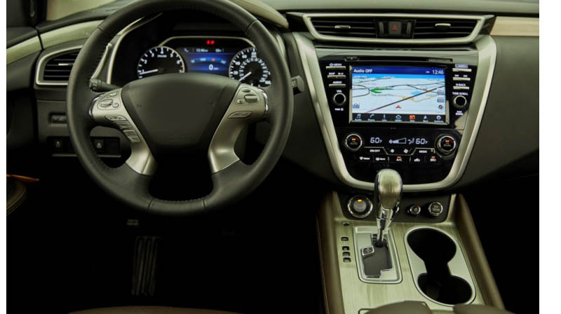 Nissan Murano 3 Z52 2014-2020 factory radio