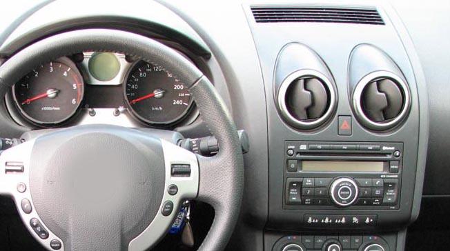 Nissan Qashqai J10 Dualis 2007-2013 factory radio