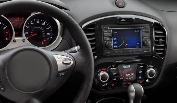 Nissan juke factory radio