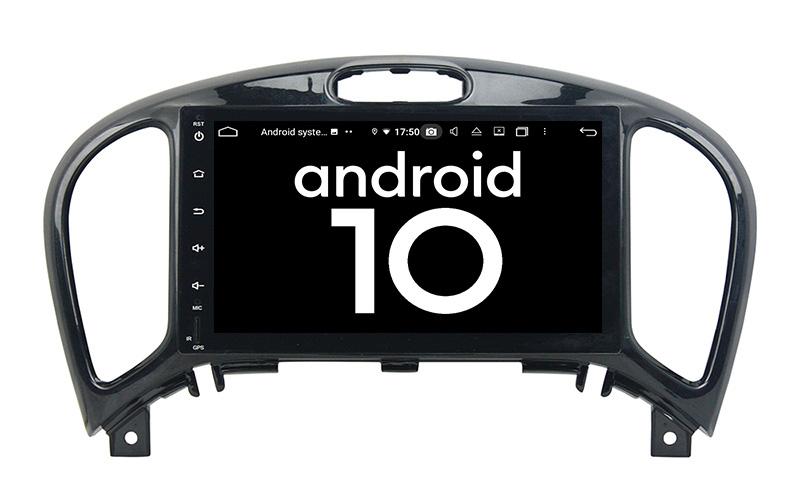 Nissan Juke 2004-2018 android 10.0 autoradio