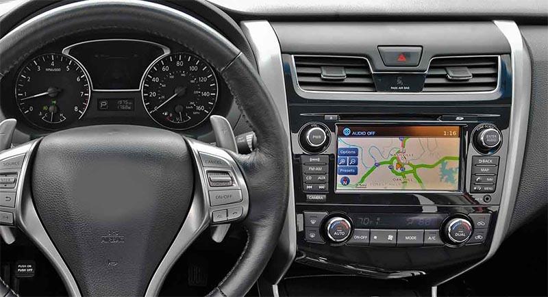 Nissan Teana Altima factory radio