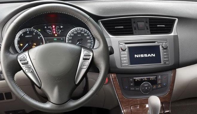 Nissan Sentra factory radio