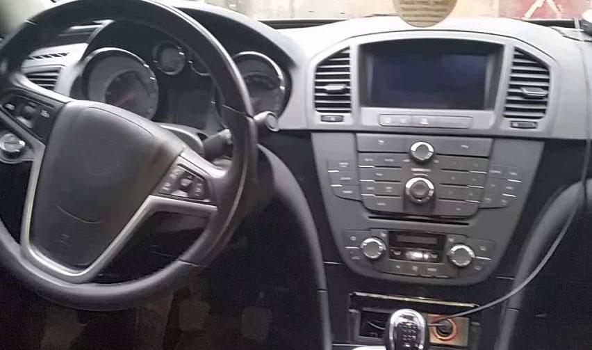 Opel Vauxhall Insignia 2009 2010 2011 2012 factory radio