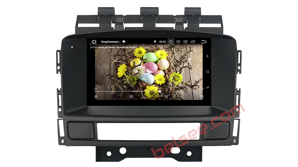 Vauxhall Opel Astra J 2010 2011 2012 2013 CD300 CD400 android mirror link