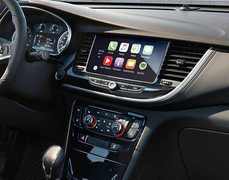 2016 2017 2018 Opel Vauxhall Mokka X factory radio