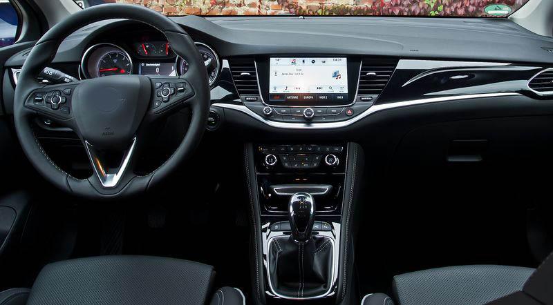 Opel Vauxhall Astra Grandland X 2016-2020 factory radio