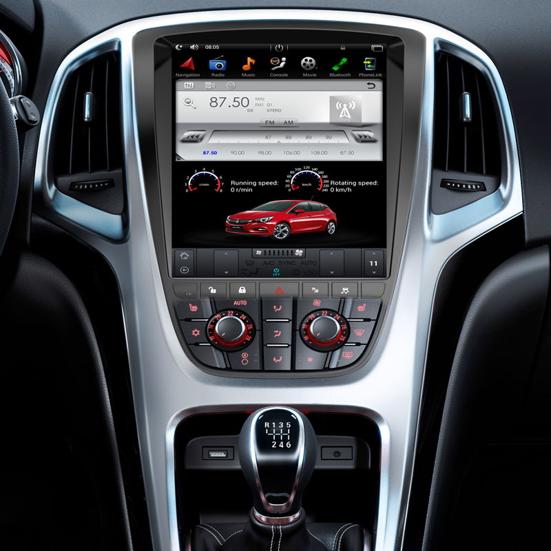 belsee tesla style touch screen android 7 1 nougat car. Black Bedroom Furniture Sets. Home Design Ideas
