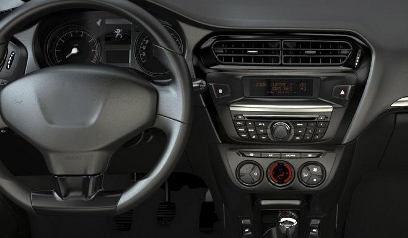 Peugeot 301 Citroen Elysee factory radio