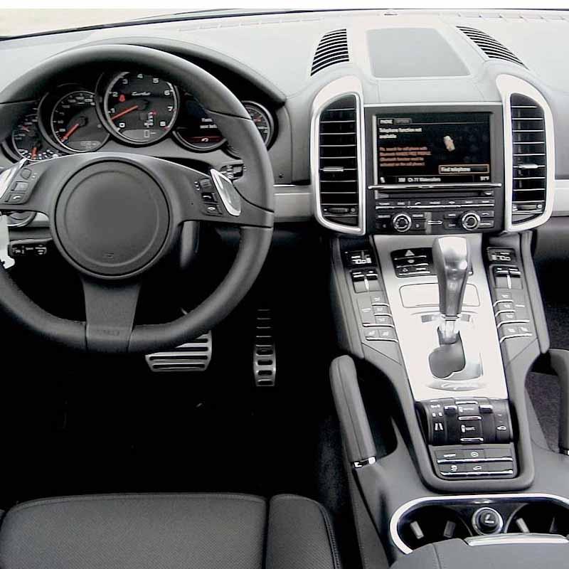 Porsche Cayenne 2011-2017 dash