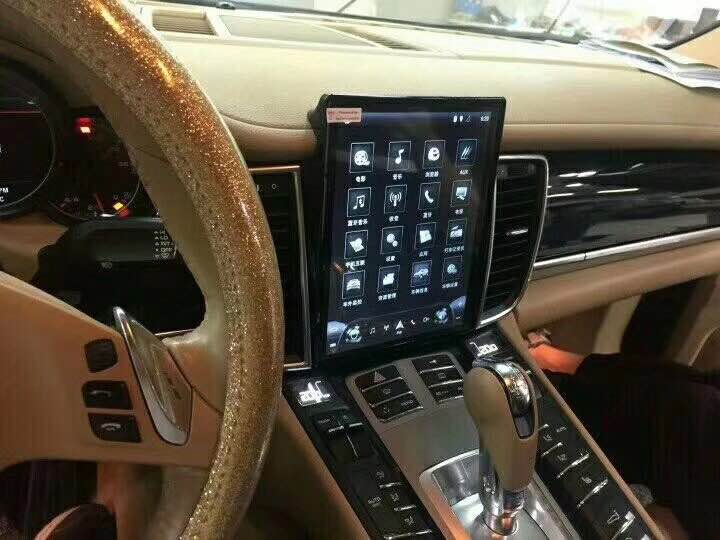 Porsche Panamera 2010-2016tesla screen