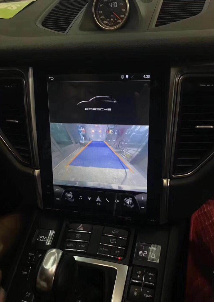 Porsche Macan 2011-2015 tesla screen