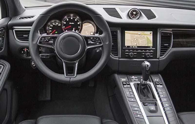 Porsche Macan 2011-2015 factory radio