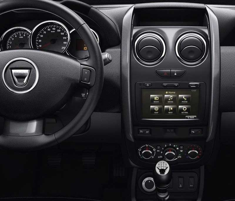 Renault Dacia Duster 2013-2020 factory radio