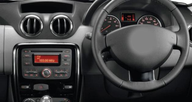 Renault Dacia Sandero Duster factory radio