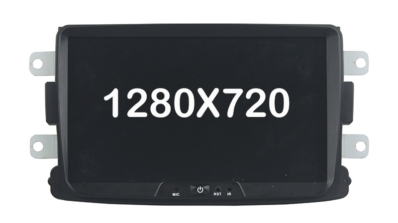 android 9.0 1280x720 head unit