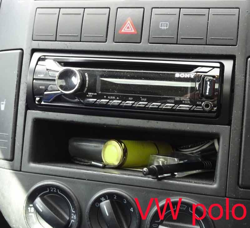 Universal Single Din Cars factory radio