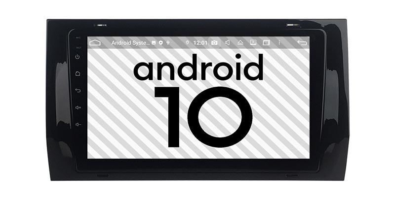 Skoda Kodiaq 2016-2020 android 10.0 autoradio