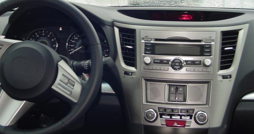 Subaru Legacy Outback 2009-2014 factory radio