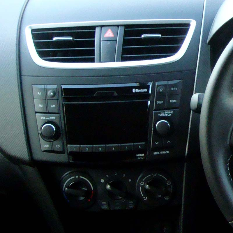 Suzuki Swift Ertiga 2011-2016 factory radio