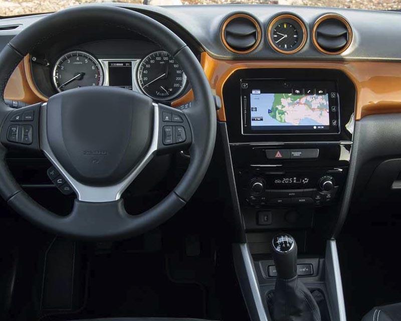 Suzuki Vitara 2015-2021 factory radio