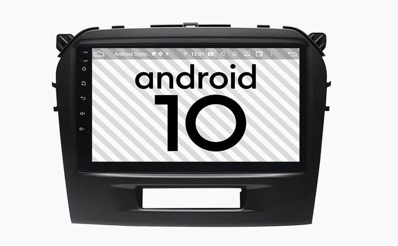 Suzuki Vitara 2015-2021 android 10.0 autoradio