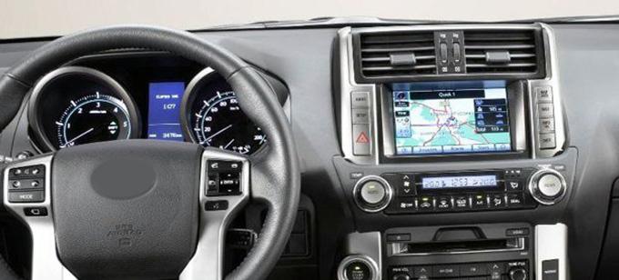 Toyota Land Cruiser Prado J150 2009-2013 factory radio