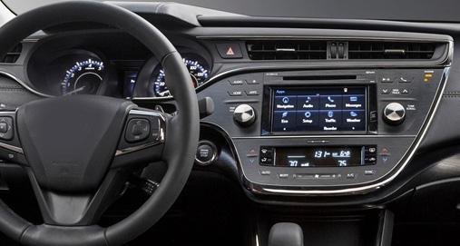 Toyota Avalon 2013-2018 factory radio