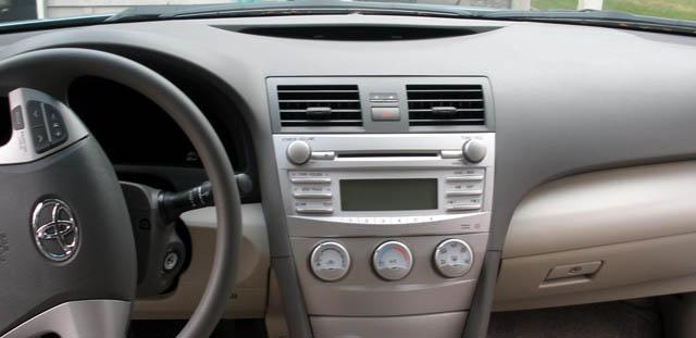 Toyota camry factory radio