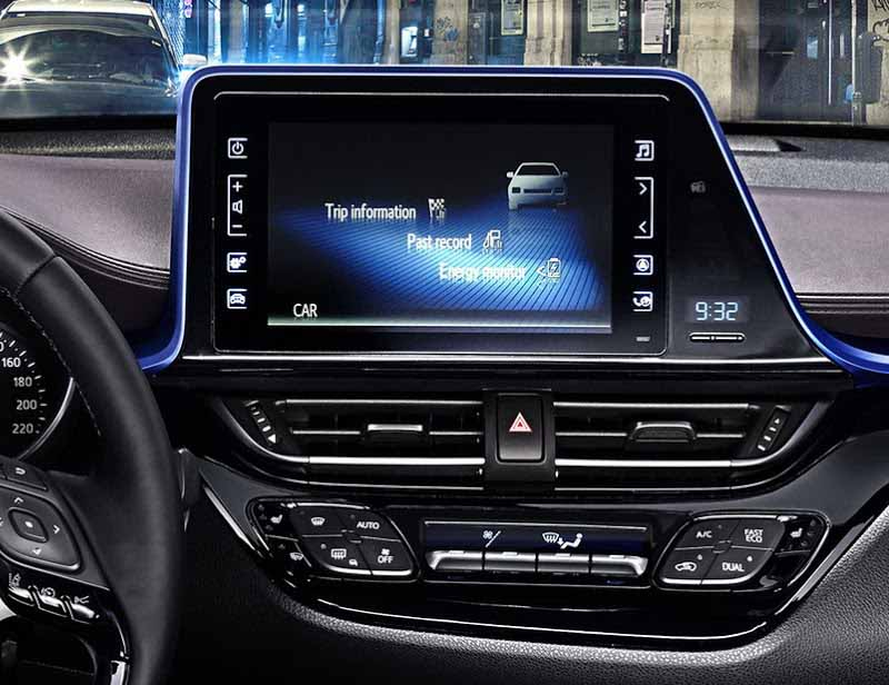 Belsee Aftermarket Android 8 0 Radio Replacement Head Unit Stereo Upgrade  for Toyota C-HR CHR C HR 2016 2017 2018 2019 9 Inch IPS Touch Screen