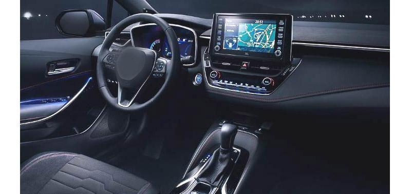 2019 2020 Toyota Corolla factory radio
