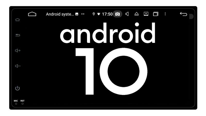 2019 2020 Toyota Corolla android 10.0 autoradio