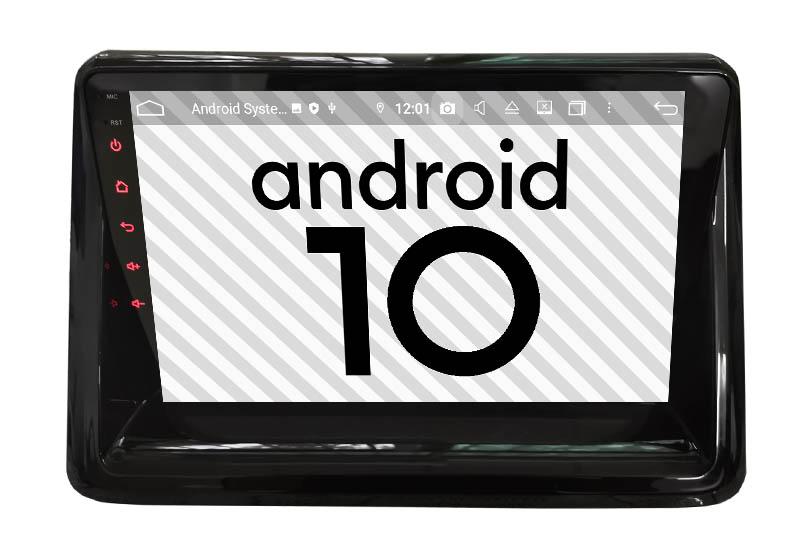 Toyota Noah 2014-2020 android 10.0 autoradio