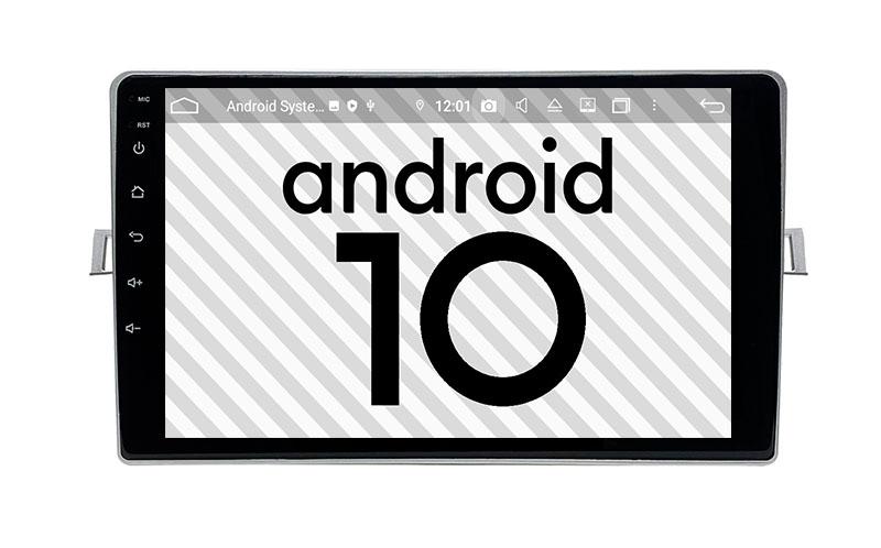 Toyota Verso 2009-2018 android 10.0 autoradio