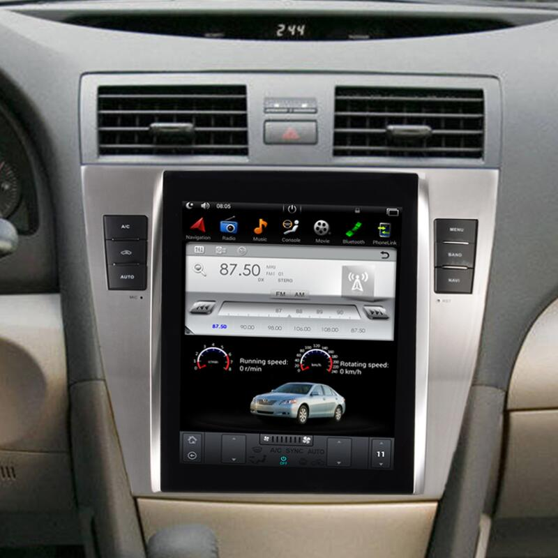 Toyota Camry Auto A/C autoradio