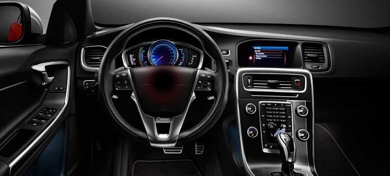 Volvo S60 S60L V60 2011-2018 factory radio