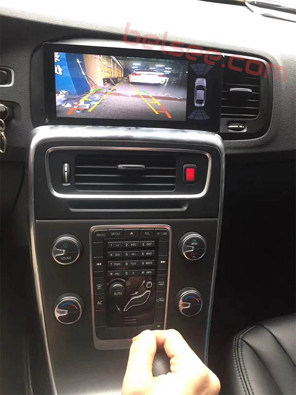 volvo s60 android navigation