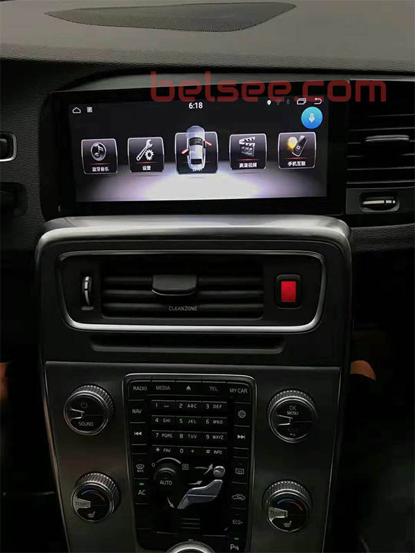 volvo s60 android